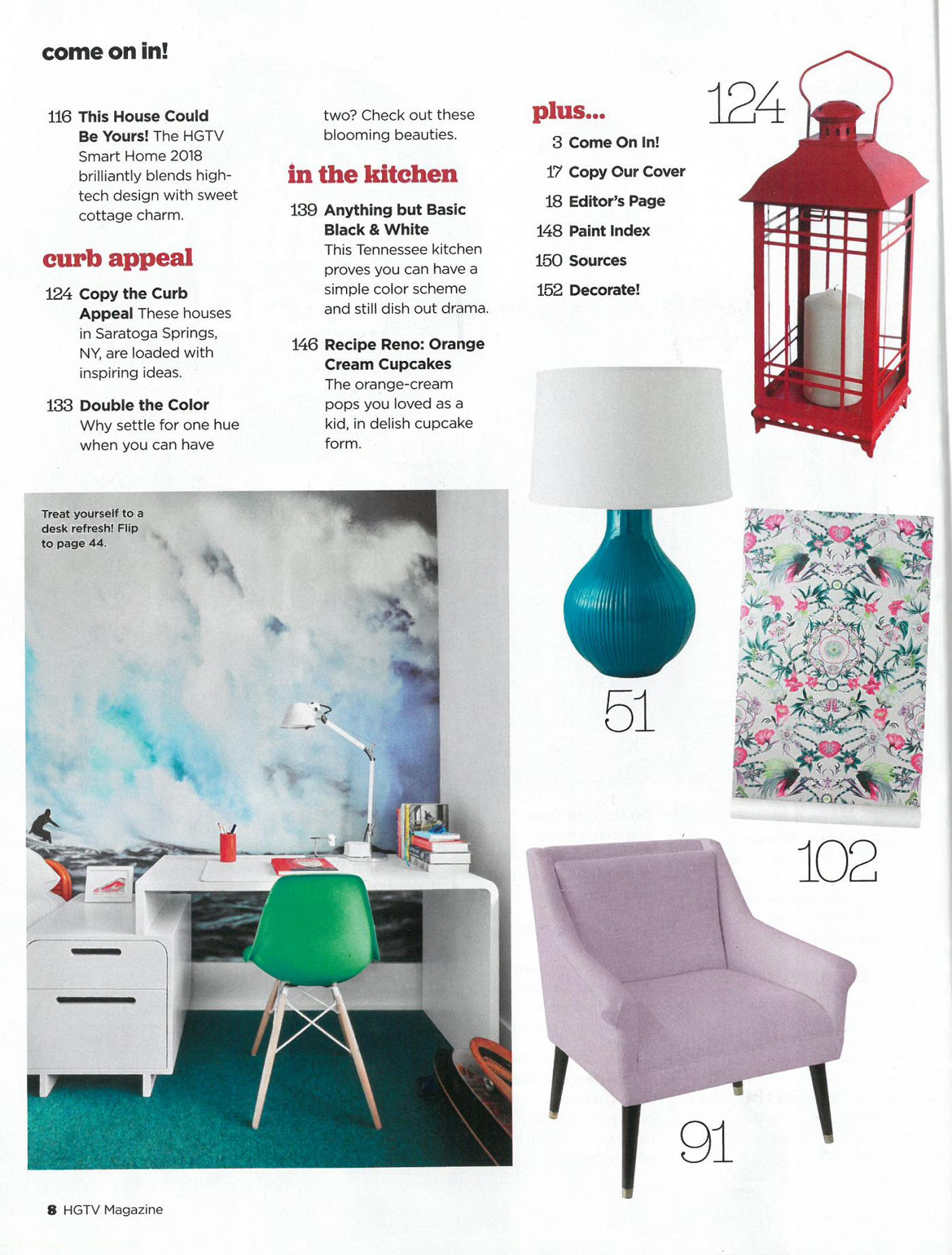 hgtv magazine 2014 furniture. HGTV Magazine - May 2018 Hgtv 2014 Furniture